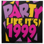 El fiesta como él es 1999 la servilleta - 1 enrrol
