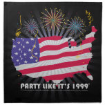 El fiesta como él es 1999 la servilleta - diseño d
