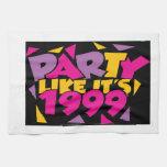 El fiesta como él es 1999 la toalla - 1 enrrollado