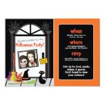 El fiesta de Halloween de la puerta de Spiderweb Comunicados Personalizados