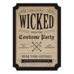 El fiesta de Halloween del boticario invita Comunicados