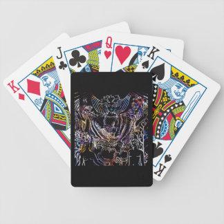 El fiesta de Tarot de los amantes Cartas De Juego