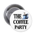 El fiesta del café pins