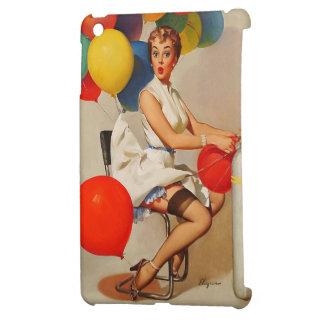 El fiesta del helio del vintage hincha el Pin de E