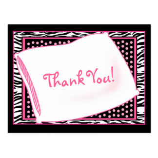 El fiesta del PJ le agradece en postal de los rosa