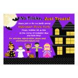 El fiesta del traje de Halloween de los niños de H Comunicados Personalizados