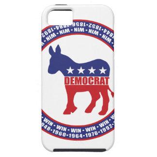 El fiesta Democratic gana iPhone 5 Funda