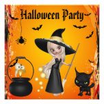 El fiesta divertido de Halloween del Brew de las b Comunicado