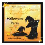 El fiesta encantador de Halloween de las brujas Anuncio