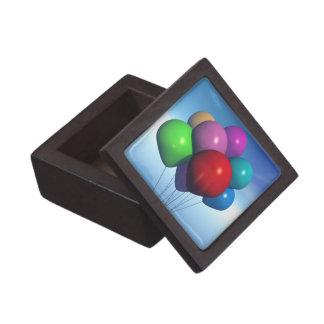El fiesta hincha la caja de regalo superior del ma cajas de recuerdo de calidad