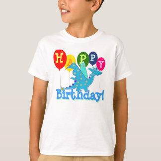El fiesta lindo del dragón del feliz cumpleaños poleras