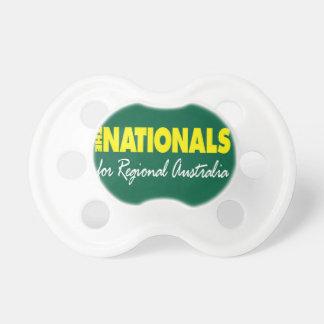 El fiesta nacional (nacionales) 2013 chupetes de bebe