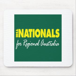 El fiesta nacional nacionales 2013 alfombrilla de ratón