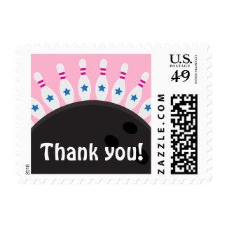 El fiesta que rueda le agradece los sellos, rosa