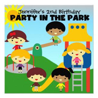 El fiesta trigueno del chica en el cumpleaños del  comunicado