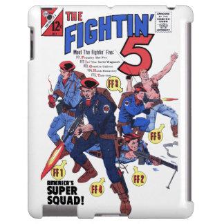 El Fightin 5 Funda Para iPad