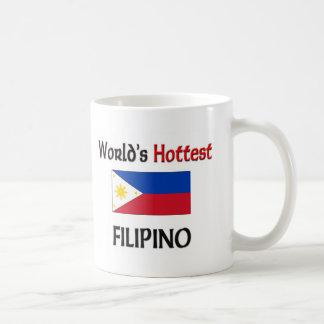 El filipino más caliente del mundo taza