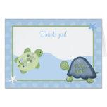 El filón de la tortuga (azul claro) doblado le agr tarjetas