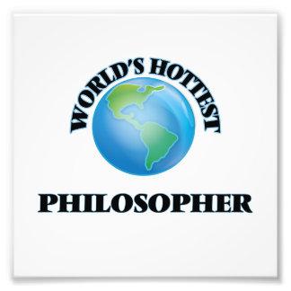El filósofo más caliente del mundo fotografias