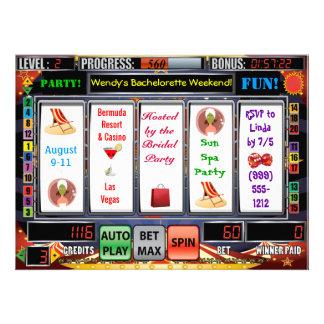 El fin de semana de Vegas Bachelorette de la máqui Comunicados Personales