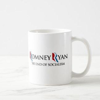 El FINAL de SOCIALISM.png Taza Básica Blanca