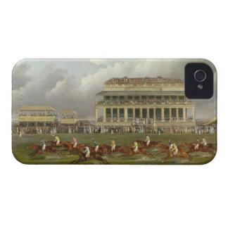 El final del Epsom Derby en 1822 iPhone 4 Cárcasa