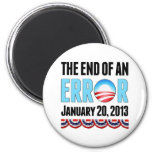 El final error del 20 de enero de 2013 Obama Iman