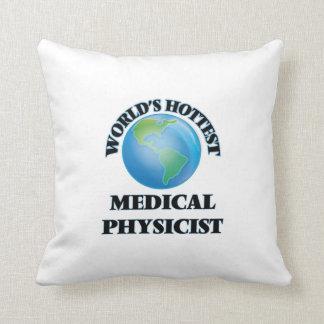 El físico médico más caliente del mundo almohada