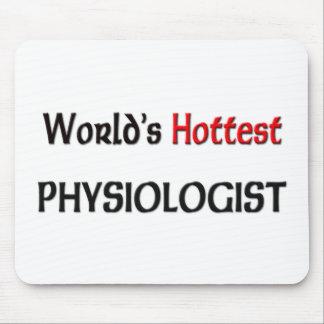El fisiólogo más caliente de los mundos alfombrilla de raton