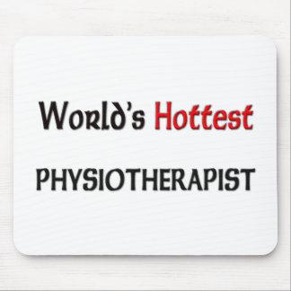 El fisioterapeuta más caliente de los mundos alfombrilla de raton