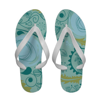 El flip-flop modelado de las mujeres