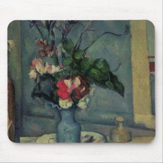 El florero azul, 1889-90 alfombrilla de raton