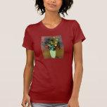El florero de Odilon Redon con Flowers (1914) Camisetas