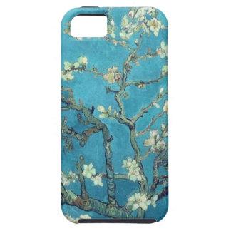 El florero de Van Gogh florece arte del amor de la Funda Para iPhone SE/5/5s