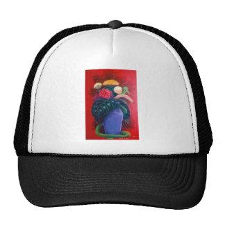 El florero gorras de camionero