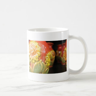 El florero taza