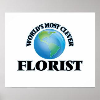 El florista más listo del mundo impresiones