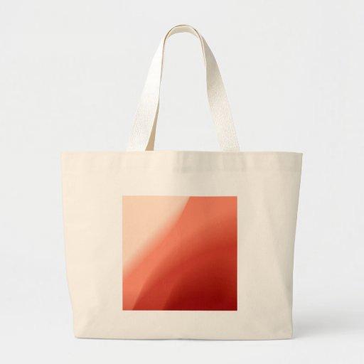 El fluir abstracto de los colores bolsa