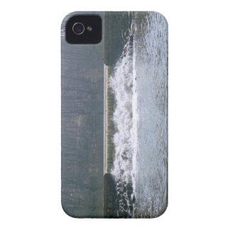 El fluir sobre la caja de la casamata del iPhone 4