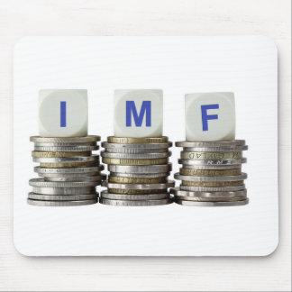 El FMI - Fondo Monetario Internacional Alfombrilla De Raton