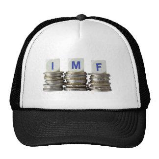 El FMI - Fondo Monetario Internacional Gorras De Camionero