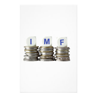 El FMI - Fondo Monetario Internacional Papeleria