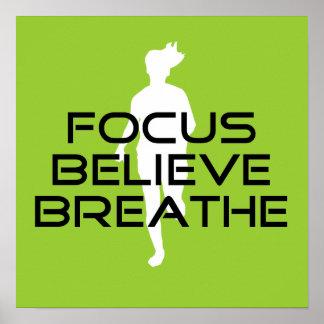 El foco cree respira impresiones