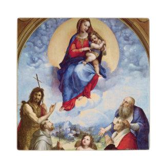 El Foligno Madonna, c.1511-12