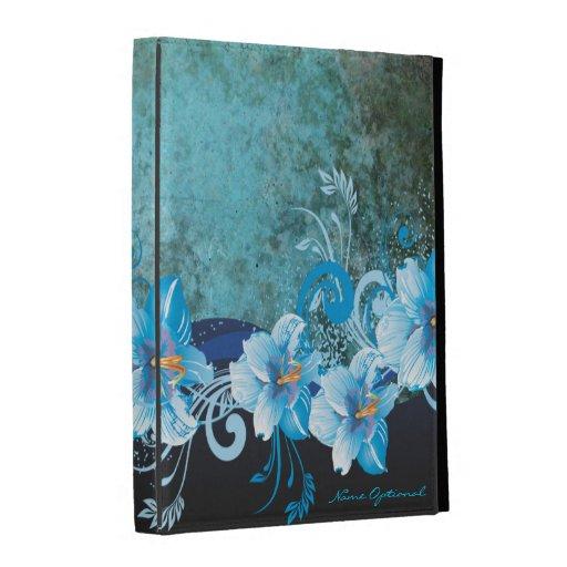 El folio del iPad del arte abstracto 44A encajona