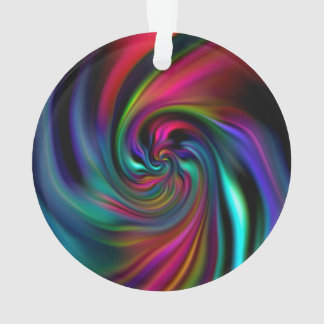 El fondo abstracto tuerce en espiral suavemente I