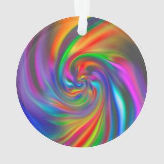 El fondo abstracto tuerce en espiral suavemente II