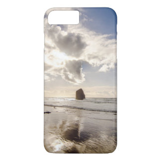El fondo temático, océano retrocede yéndose funda iPhone 7 plus