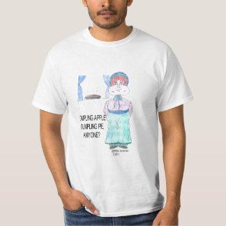 El formar hoyuelos camisas