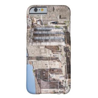 El foro de Augustus es uno de los 3 imperiales Funda De iPhone 6 Barely There